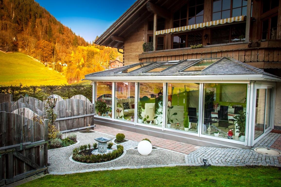 Wintergarten An Allgauer Haus Brack Wintergarten Ihr Profi Fur