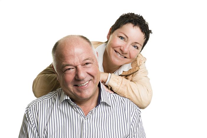 Margit und Michael Hutner