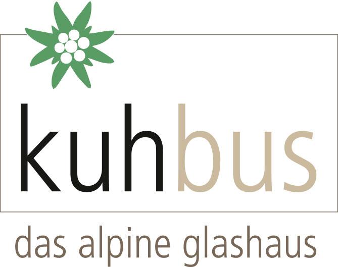 Kuhbus das alpine Glashaus