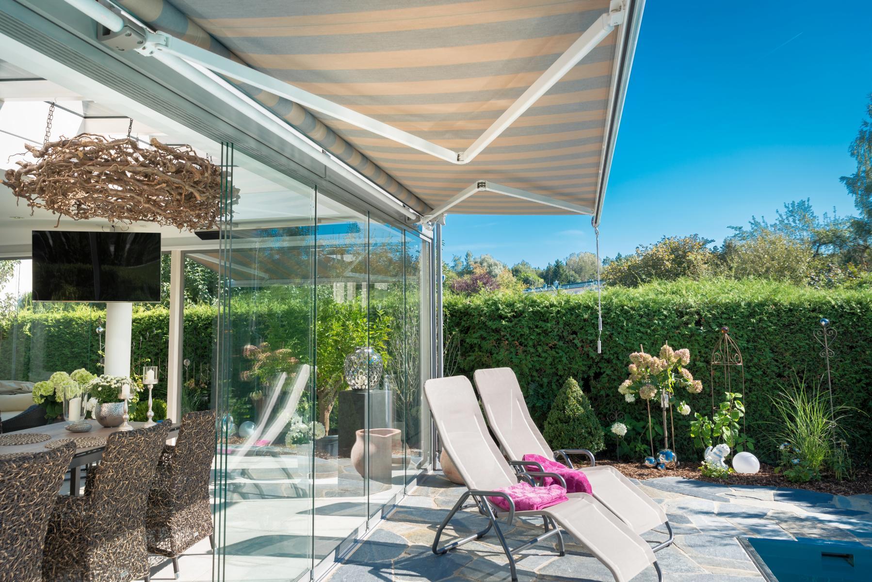 flachdachwintergarten kuhbus als kaltsystem brack. Black Bedroom Furniture Sets. Home Design Ideas