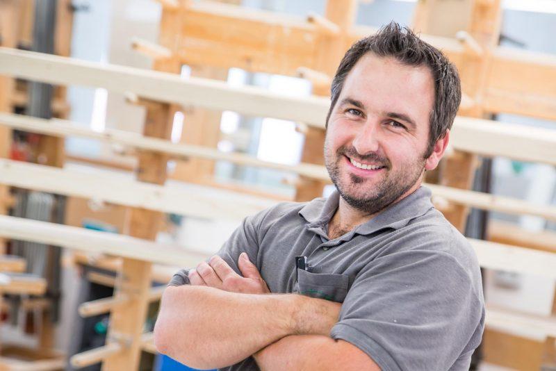 Hinter den Kulissen – Mitarbeiterinterview mit Christian Egger
