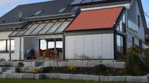 Beschattungen Wintergarten und Terrassen - worauf achten?